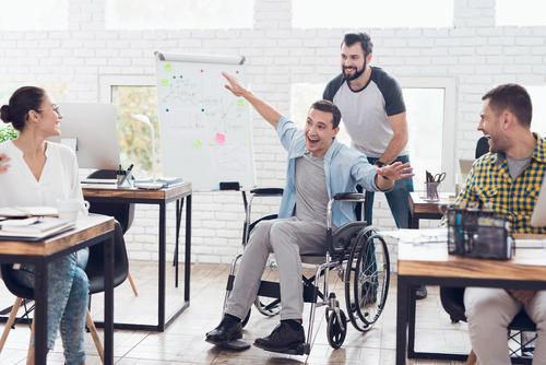 """Регионаяльная общественная организация инвалидов """"Центр комплексной защиты прав и поддержки инвалидов"""""""